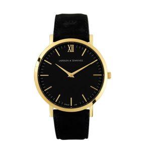 Larrson & Jennings | Läder watch.